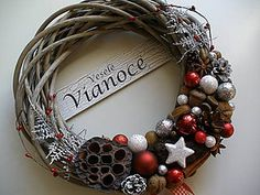 Dekorácie - Veselé Vianoce... - 6053879_