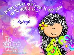 Adri © ZEA www.tarjetaszea.com Spanish Phrases, Spanish Quotes, Birthday Cards, Happy Birthday, Messages For Friends, Different Quotes, Feelings And Emotions, Romantic Love, Emoticon