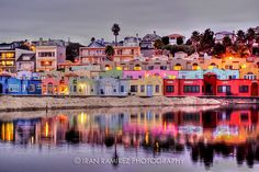 Capitola - Love the colors!