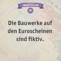 Darum ist das so: http://www.unnuetzes.com/wissen/10528/euroscheine/
