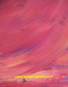 Sandstorm, 40 x 50 cm. Please click here: www.art-senger.com #painting #art #artwork #storm