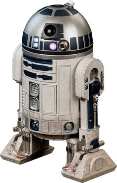 R2-D2 Deluxe Sixth Scale Figure - Another awesome piece from Sideshow. So many accessories, and it's frakkin' R2.