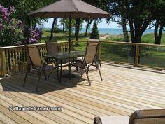 Cottage rental Turkey Point - Beachfront Cottage - GL-9773