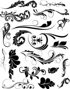 Swirl Free Illustrator Vector
