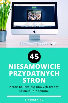Education Discover 45 niesamowicie przydatnych stron (Nauka i rozwój) Science For Kids, Data Science, Self Development, Personal Development, Psychology Facts, Life Motivation, Copywriting, Cool Websites, Time Management
