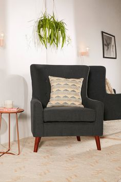 Shop Frankie Arm Chair at Urban Outfitters today. We carry all the latest styles, colors and brands for you to choose from right here.