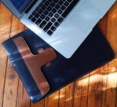 Leather Macbook Pro Case Leather Macbook by LeatherAtelierLeven