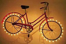 Upcycled Bicycle Ideas :: Suesan - Frou FruGal's clipboard on Hometalk :: Hometalk