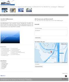 Gebäudereinigung Kast und Partner AG, Fensterreinigung, Hauswartung, Baureinigung