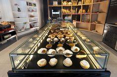 Inviting Bakery Design in France by Cruz, S.L.: Boulangerie Gourmande