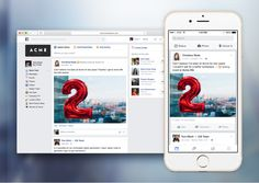 Facebook unveils Facebook At Work. Lets businesses create their own social networks | TechCrunch