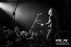 Dave Hause @ Manchester Gorilla - 16/11/2013