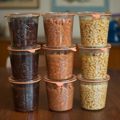 canned beans square by Marisa | Food in Jars, via Flickr