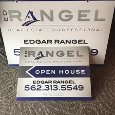 These signs are just a couple of the items that come with our kickstart campaign. Ask us about getting yours today. #orangecountyrealestate #ocrealestate #realestate #realestatemarketing #realestatephotography #justlisted #justsold #realestateagent #realtor #homeforsale #openhouse #realtorlife #makeyourmark #settingthestandard #luxury #marketingdoneright #instagram #aerialphotography