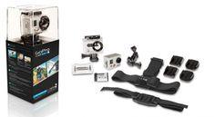 #Location #GoPro Hero2 HD La Roche-sur-Yon (85000) 1 Gopro hero21 Caisson étanche - 60 m1 Câble USB2 batterie rechargeable Li-ion1 Carte SD 16GO  Bras articulé1 Sangle pour casque ventilé1 Strap frontal néoprène.Support VTTSupport ventouse ( Auto/Bateaux)la GoPro HD2 est un condensé de technologie : NOUVEAU capteur plus sensible, meilleure optique, meilleure résolution de 11 mpx, mode 120 images/s, interface utilisateur plus simple...Bref, c'est le top, ici dans sa version Outdoor, idéale…