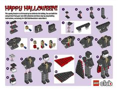 Mini Builds, LEGO Club Buildits, Pick A Brick Festive Fun and other instructions. Tons of designs on one flicker page.