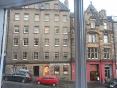 View From The Grmarket Hotel Edinburgh Europe A La Carte Travel Blog