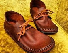 NEW Sneakasin Moccasin Hand Stitched Soft by TreadLightGear