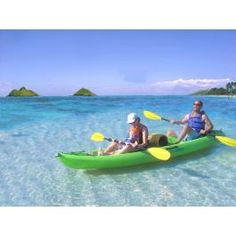 Guided Kayak tour from Kailua Bay to the Mokoluas Oahu  Our specialty at Guided Kayak Tours is to provide you with an adventure of a lifetime and the highlight of your Oahu vacation. Come, get away from Waikiki and encounter the beauty and wildlife of Hawaii