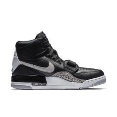 Air Jordan Legacy 312 Men's Shoe - Black Jordan 1, Michael Jordan, Timberland, Reebok, Best Looking Shoes, Adidas, Elephant Print, Black White Fashion, Baskets