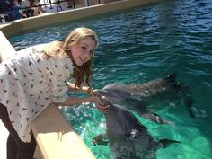Cozi Zuehlsdorff with dolphins Orcas, Young Celebrities, Celebs, All About Dolphins, Dolphin Tale 2, Famous Surfers, Dolphin Trainer, Animals And Pets, Cute Animals