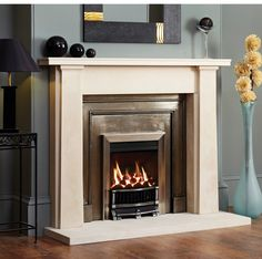 Galileo Classic Fireplaces, Stone Fireplaces & Marble Fireplace Design