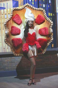 The Brooklyn Dancers olv Lucia Marthas. Kostuum Marc Forno