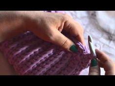 tutorial#7parte 2 - come realizzare una pochette in fettuccia di tulle