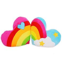 New Soft Love Heart Shaped Stuffed Plush Throw Pillow Cushion Toys  New JA0009 #New