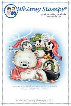Penguin Polar Express