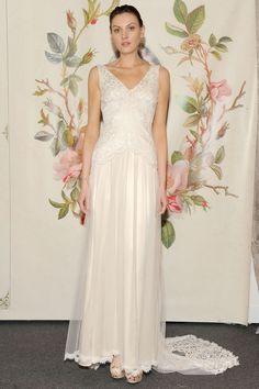 Claire Pettibone - Bridal Spring 2014