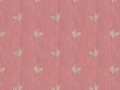 Bayberry Strie in Blossom from Brunschwig  Fils | @Kravet #fabric #cotton #embroidery #floral #pink
