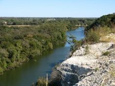 Lovers Leap in Cameron Park, Waco, TX // A picture can't do this view justice. You'll just have to see it for yourself!