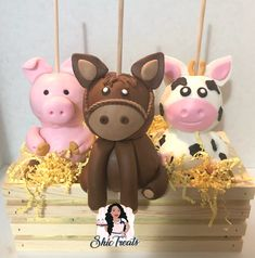 Chocolate Apples, Candied Fruit, Candy Apples, Candy Buffet, Buffets, Farm Animals, Creativity, Baby Shower, Characters
