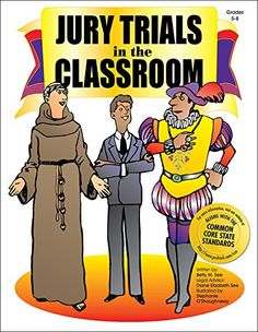 Jury Trials in the Classroom by Betty See http://www.amazon.com/dp/1593630859/ref=cm_sw_r_pi_dp_WL6fxb1A1K6M7