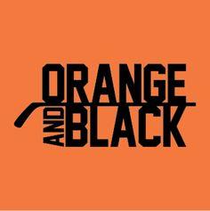 """Orange and Black"" Orange T-shirt $19.99 ONLY AT http://www.barktees.com"