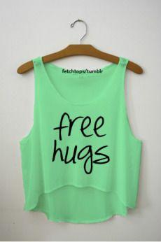 shirt free hugs !!!!