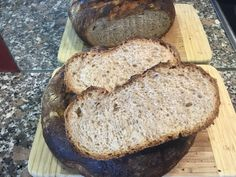 Pain Au Levain, Bread, Food, Rye, Eten, Bakeries, Meals, Breads, Diet