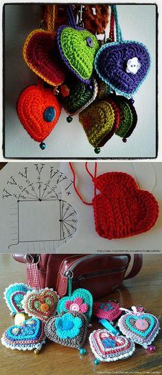 Crochet patterns by Little Bea