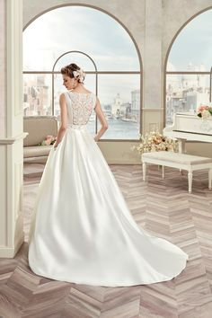 Wedding Dress Colet COAB17296 2017