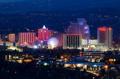 Affordable housing options and a growing arts scene are just a couple of reasons why Reno made Yahoo's list of 50 Best Towns to Live In.