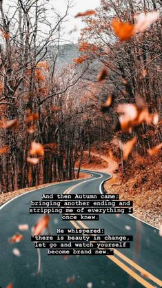 Autumn Poem, Autumn Day, Meant To Be Quotes, Life Quotes To Live By, Pretty Quotes, Romantic Love Quotes, Fall Pictures, Nature Pictures, Weather Quotes