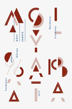 Moly Sabata 2012 Design graphique — affiche , 2012 Superscript Studio