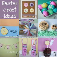Fun Easter craft ideas