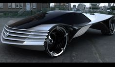 the coolest car in the world | The Year's 20 Coolest Concept Cars : Cadillac World Thorium Fuel ...