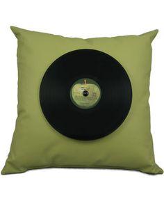 AbbeyRoad pillow! #home #decor #Beatles