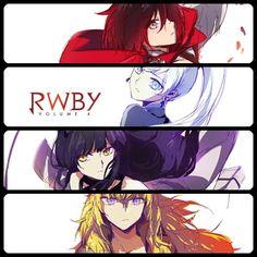 RWBY - Volume 4