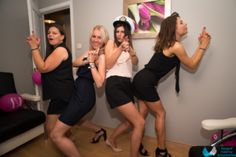 Bachelorette party at clients home, Gdynia, Poland