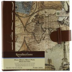 <div><div>Display and preserve your precious vacation memories in this stylish photo album. Feat...