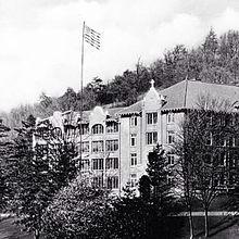 St Joseph's Hospital 1920s